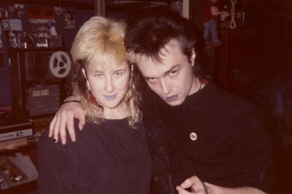 Джоанна Стингрей показала фото с Борисом Гребенщиковым и другими рок-легендами