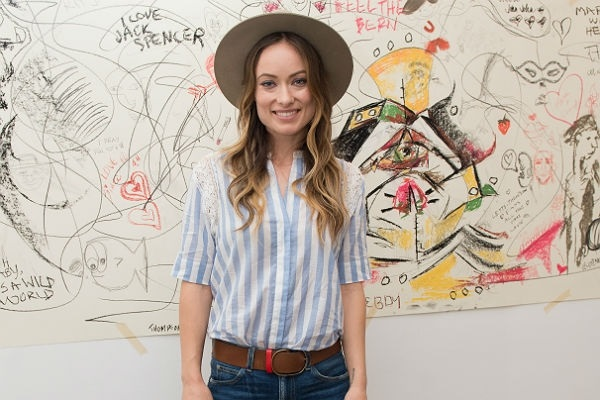 "Olivia Wilde played the wife of DiCaprio in ""the Wolf of wall Street"" because of the age"