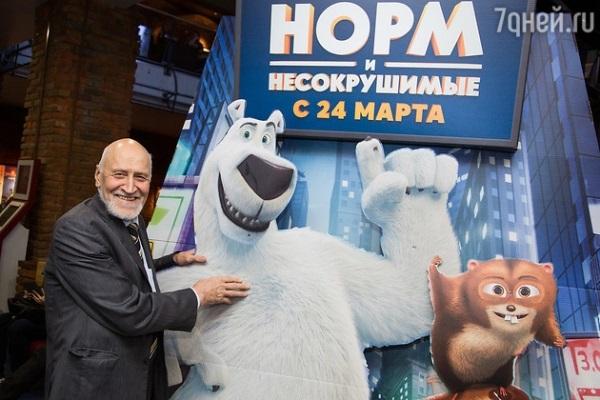 У Антона Комолова и Ольги Шелест — снова общая работа!