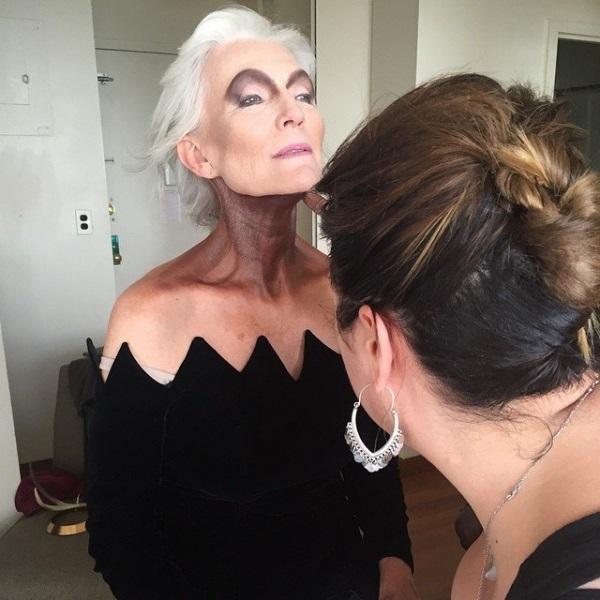 67-летняя модель подробно рассказала о секретах своей красоты