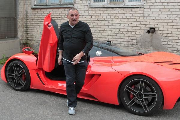 Николая Фоменко обязали выплатить многомиллионный долг