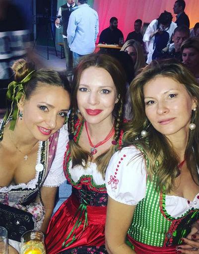 Татьяна Навка, Наталья Подольская и другие звезды зажгли в Австрии