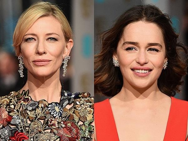 BAFTA-2016: прически и макияж звездных гостей премии