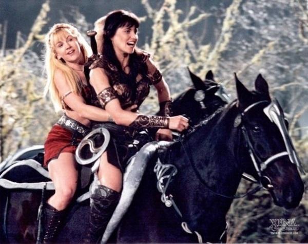 Зена и Габриэль станут лесбиянками в ремейке «Зены — королевы воинов»