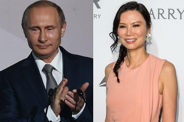 Западные СМИ приписали Владимиру Путину роман с бывшей женой Руперта Мердока
