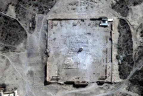 Освобождение Пальмиры: древнейший город полностью избавлен от боевиков