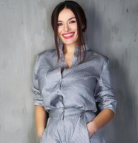 Надежда Грановская открывает магазин одежды