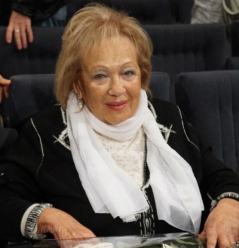 Галина Волчек борется с осложнениями гриппа
