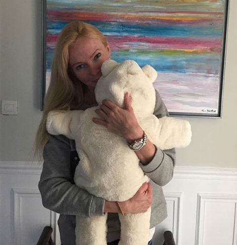 Татьяна Тотьмянина боится отходить от детской кроватки
