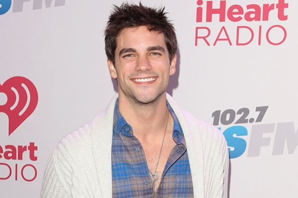 """Brant Daugherty will play the bodyguard of Christian grey in """"50 shades darker"""""""