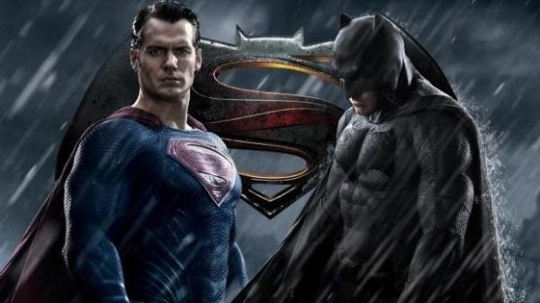 Блокбастер «Бэтмен против Супермена» установил рекорд