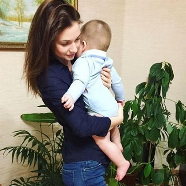 Дарья Канануха примеряется к роли мамы