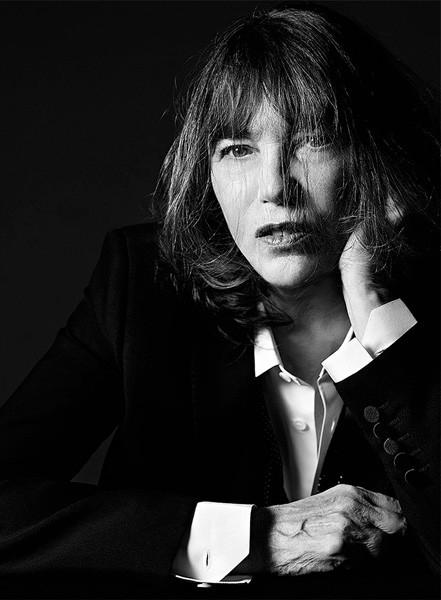 69-летняя Джейн Биркин вернулась в модельный бизнес