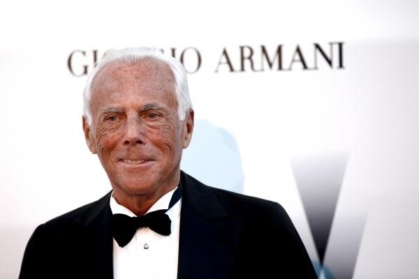 Модный дом Armani откажется от использования натурального меха