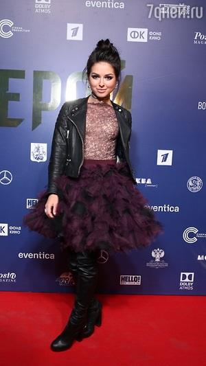 Нюша поблагодарила Александра Васильева за критику ее одежды
