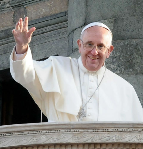 Папа Римский зарегистрировался в «Инстаграме»