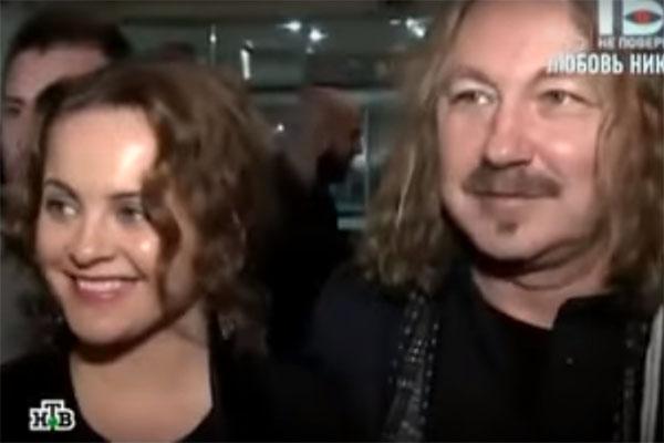Игорь Николаев мечтает, чтобы младшая дочь его баловала