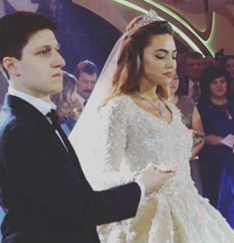 Свадьба сына Михаила Гуцериева в деталях. ФОТО