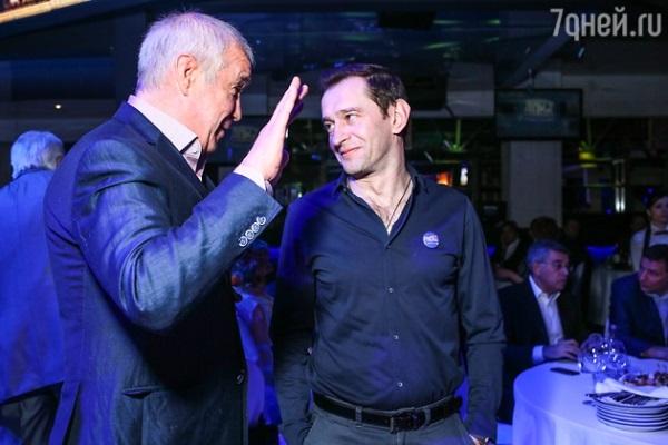 Константин Хабенский протестует против социальных сетей