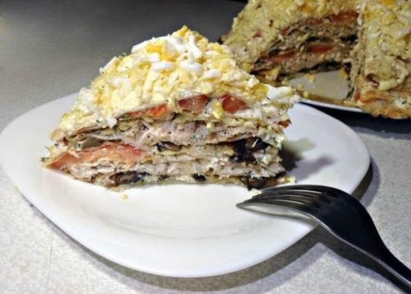 Рецепты кМасленице: отмясного пирога добанановых блинов