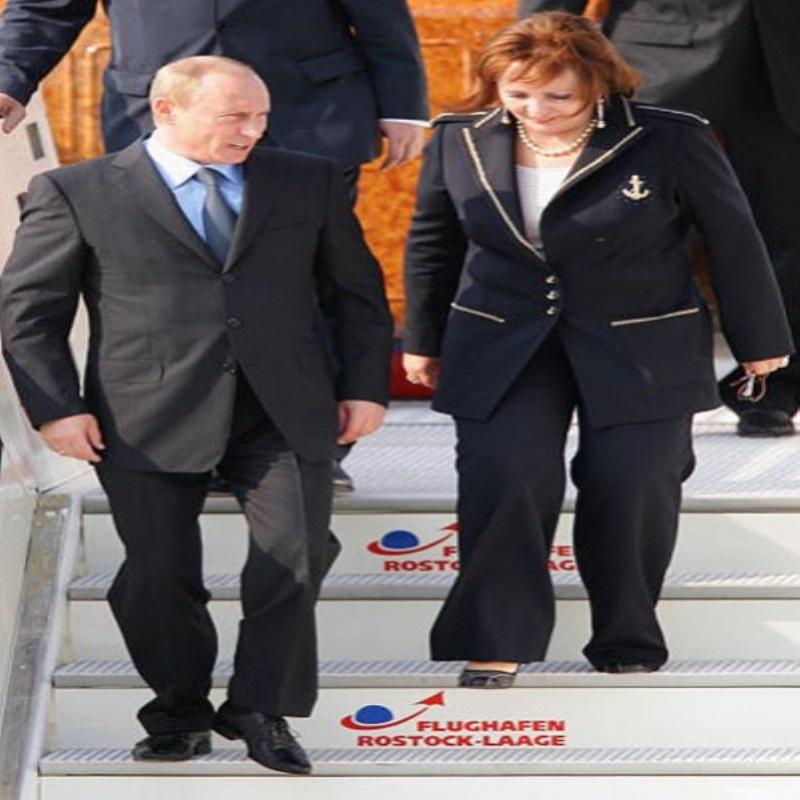 Владимир Путин рассказал об отношениях с бывшей женой и ее личной жизни