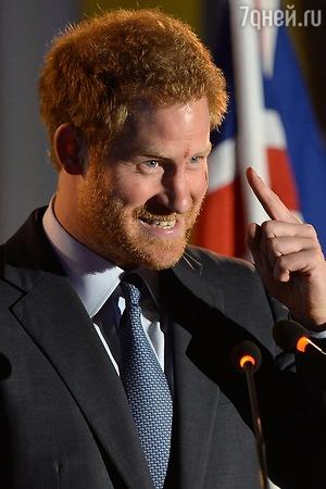 Принц Гарри посетил обычный супермаркет в Лондоне