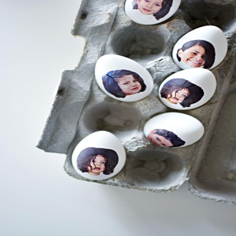 Идеи для создания необычных пасхальных яиц