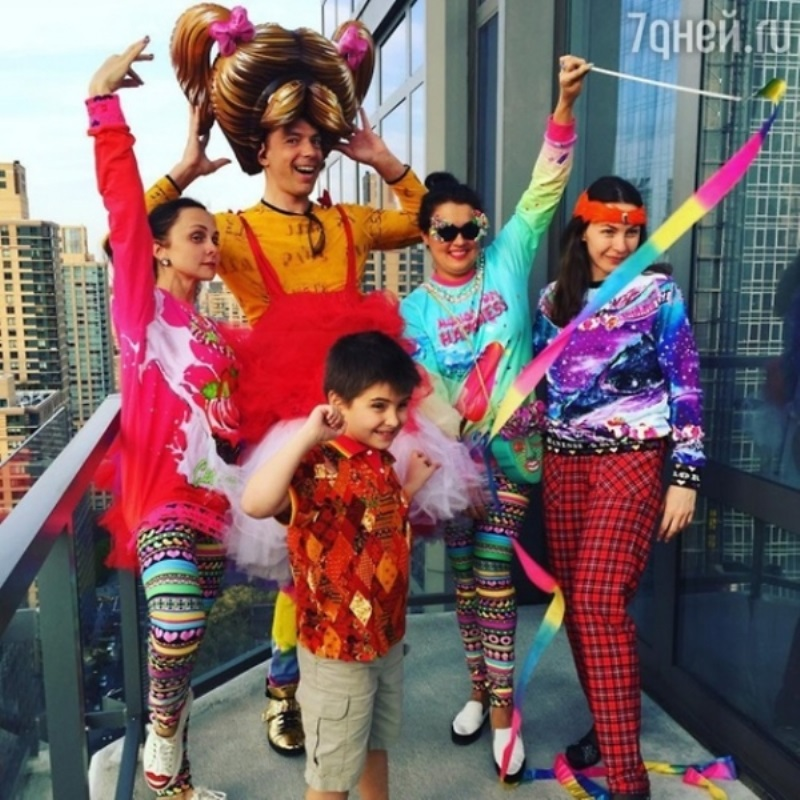 Анна Нетребко устроила для сына самый модный праздник
