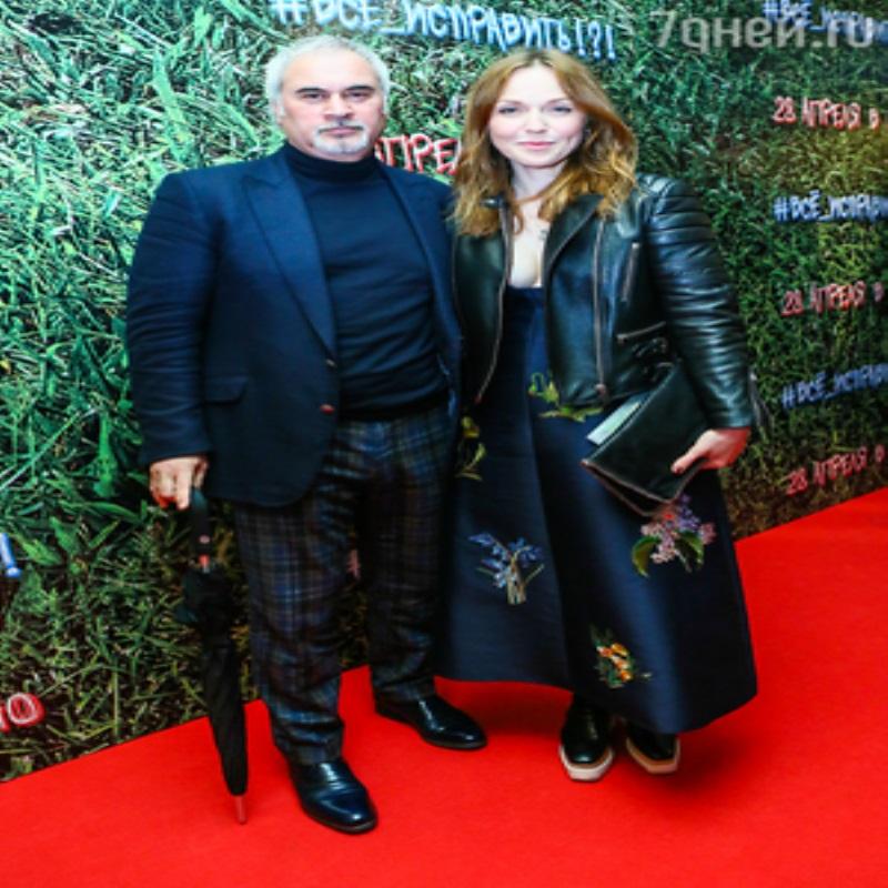 Валерий Меладзе поздравил брата с премьерой