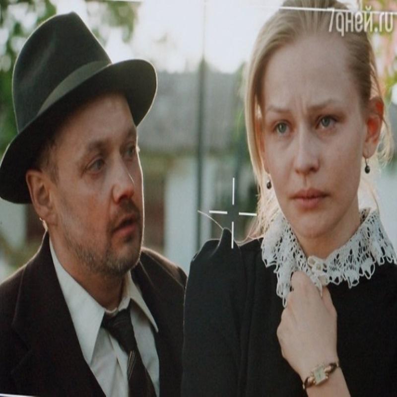 Юлия Пересильд переехала в деревню