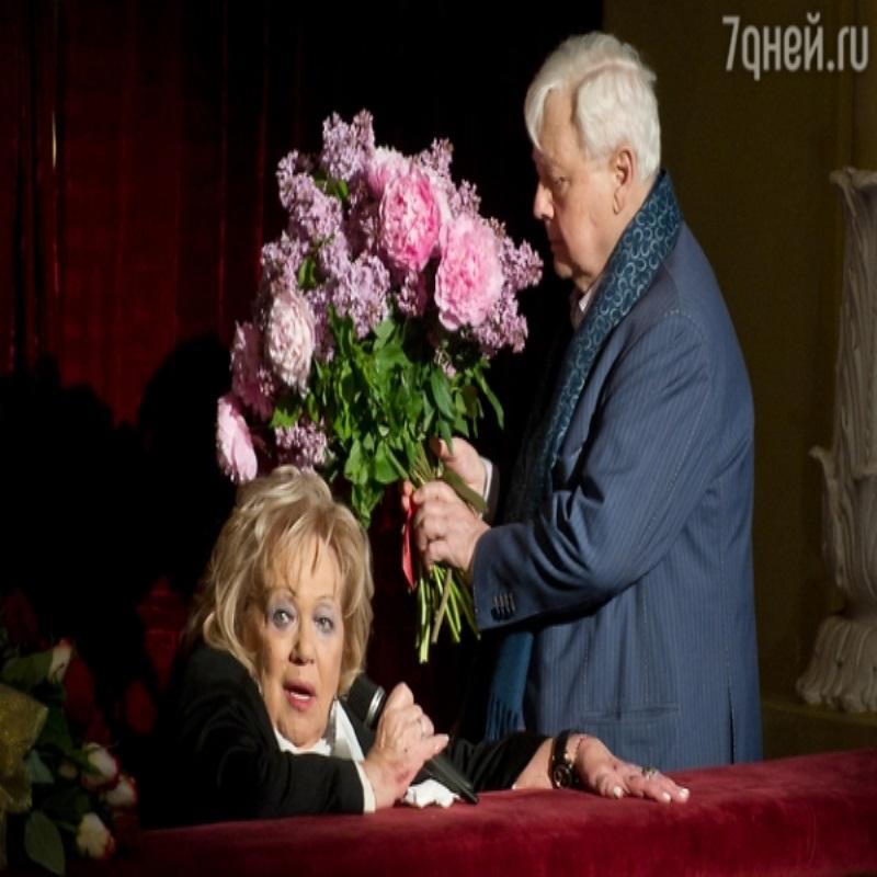 Эксклюзив: Ефремов, Табаков и Евстигнеев встретились в «Современнике»