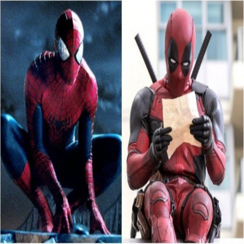Дэдпул может встретиться с Человеком-пауком в новом фильме