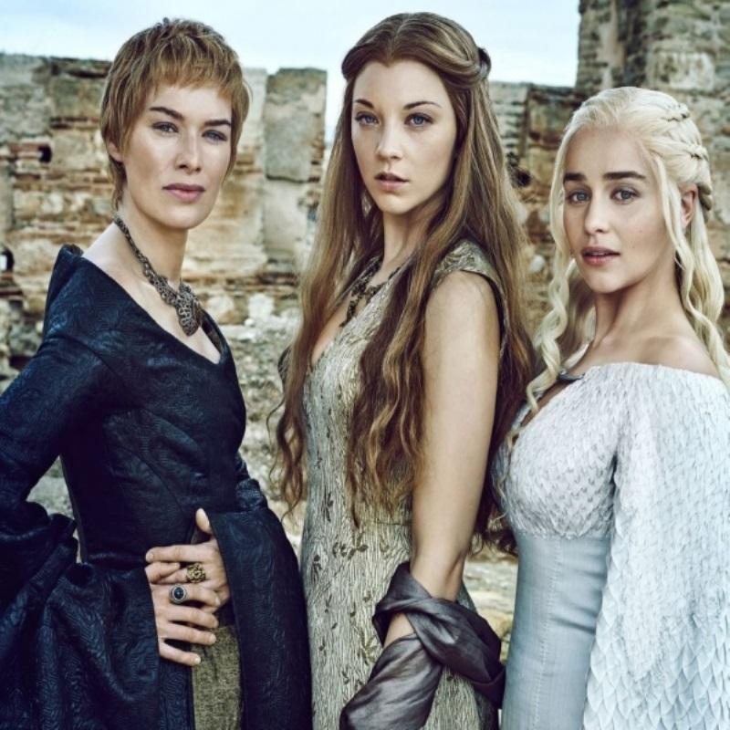 «Королевы Игры престолов» украсили обложки Entertainment Weekly