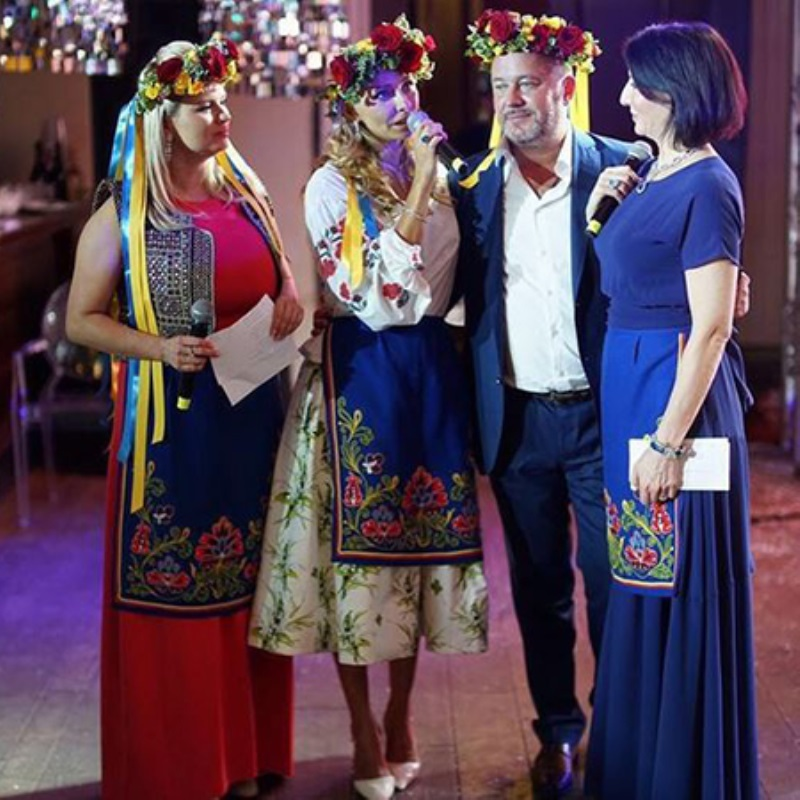 Только раз в году: Татьяна Навка отпраздновала день рождения с друзьями
