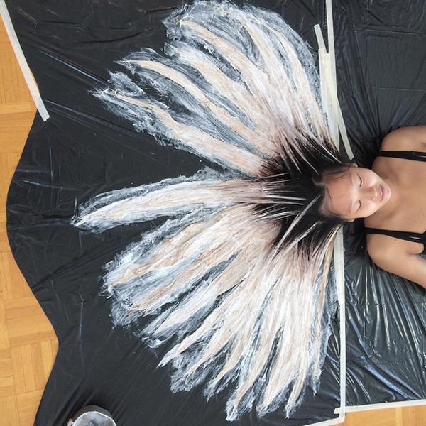 Рука художника: модная техника окрашивания балаяж