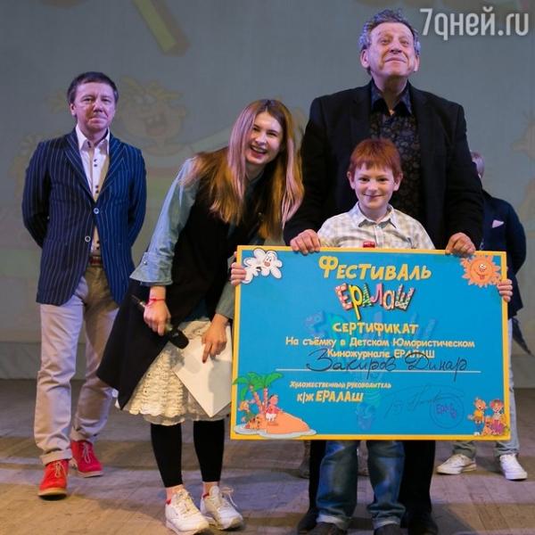 Борис Грачевский открыл пляжный сезон