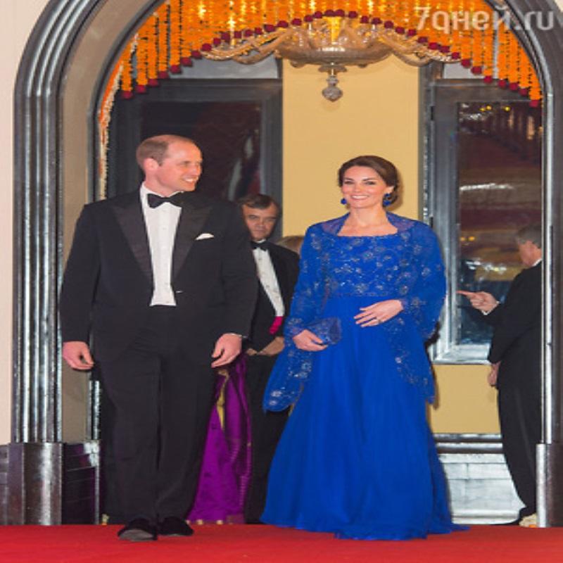 Индийские приключения герцогини Кэтрин и принца Уильяма