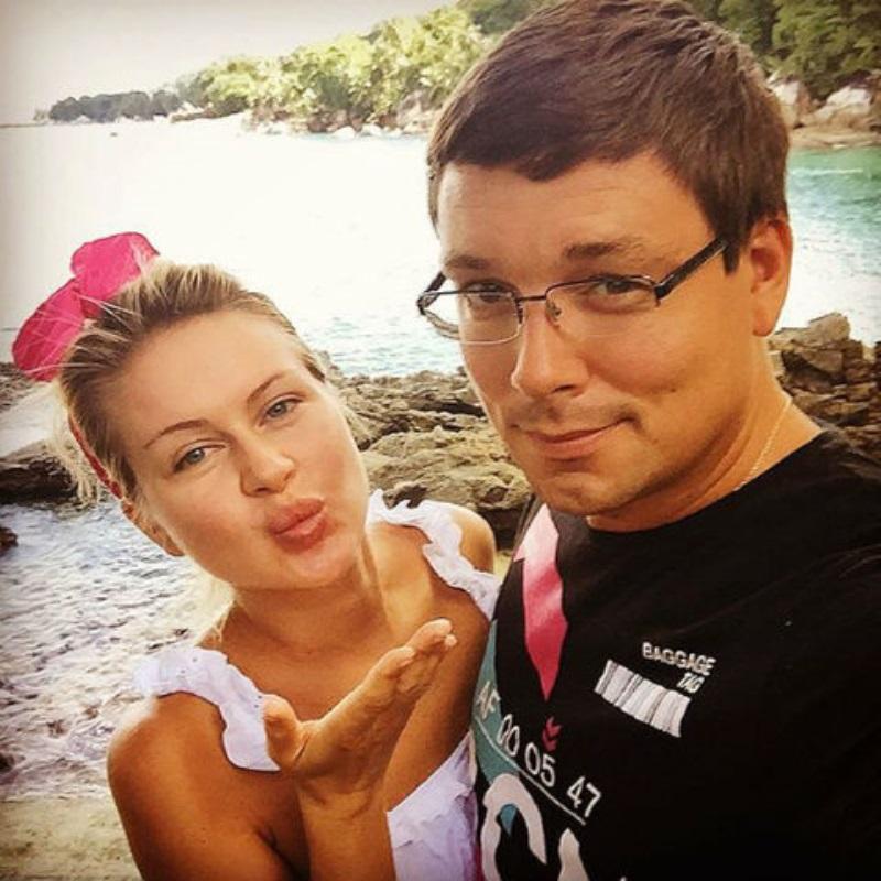 Андрей Чуев разводится, чтобы жениться