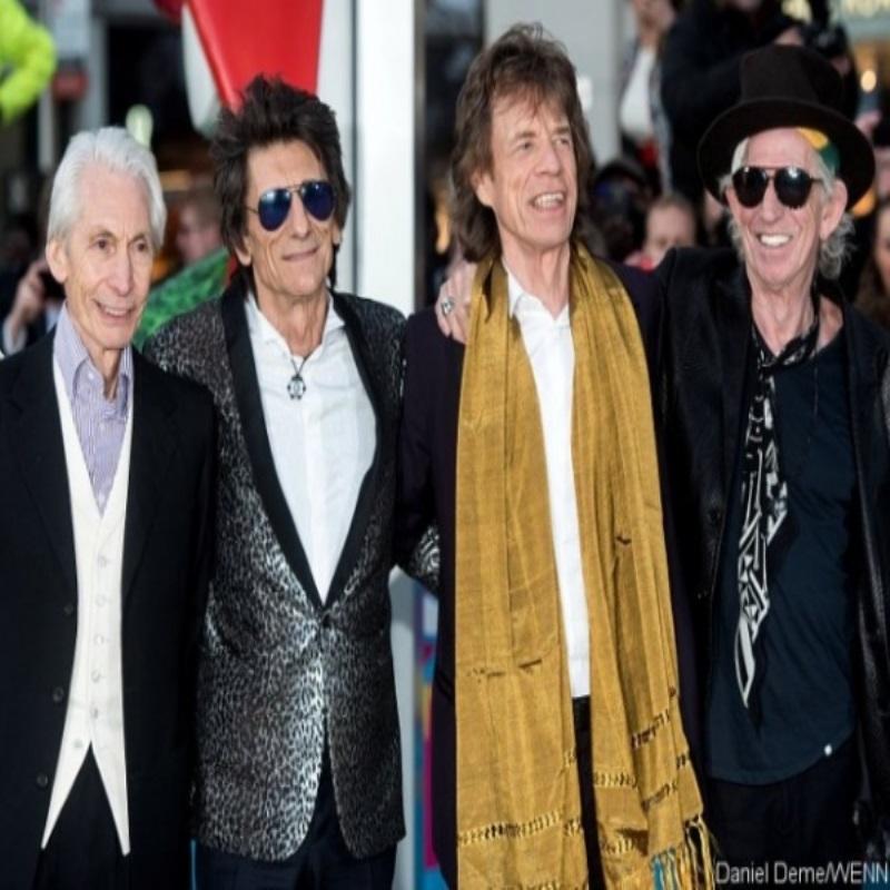 The Rolling Stones готовят новый альбом уже в этом году