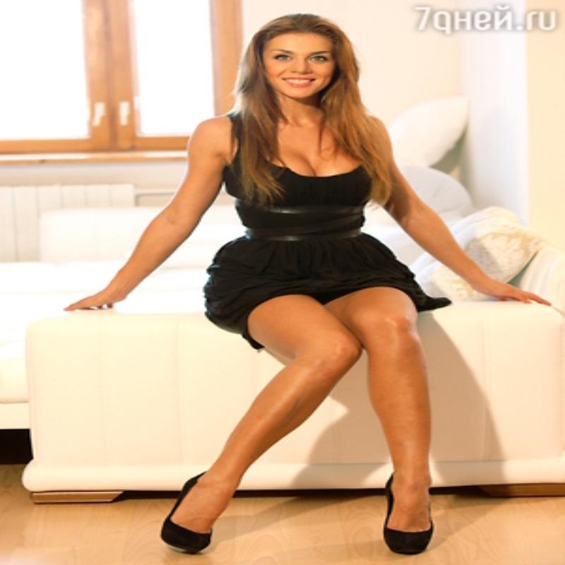 5 секретов красоты Анны Седоковой