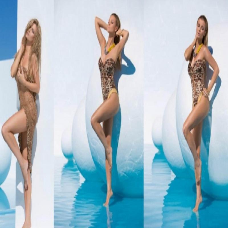 Джоа́нна Кру́па в фотосессии продемонстрировала свою шикарную фигуру
