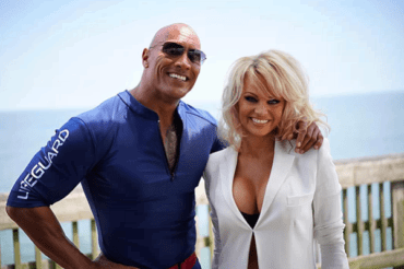 "Pamela Anderson will appear in the remake of ""Baywatch"""