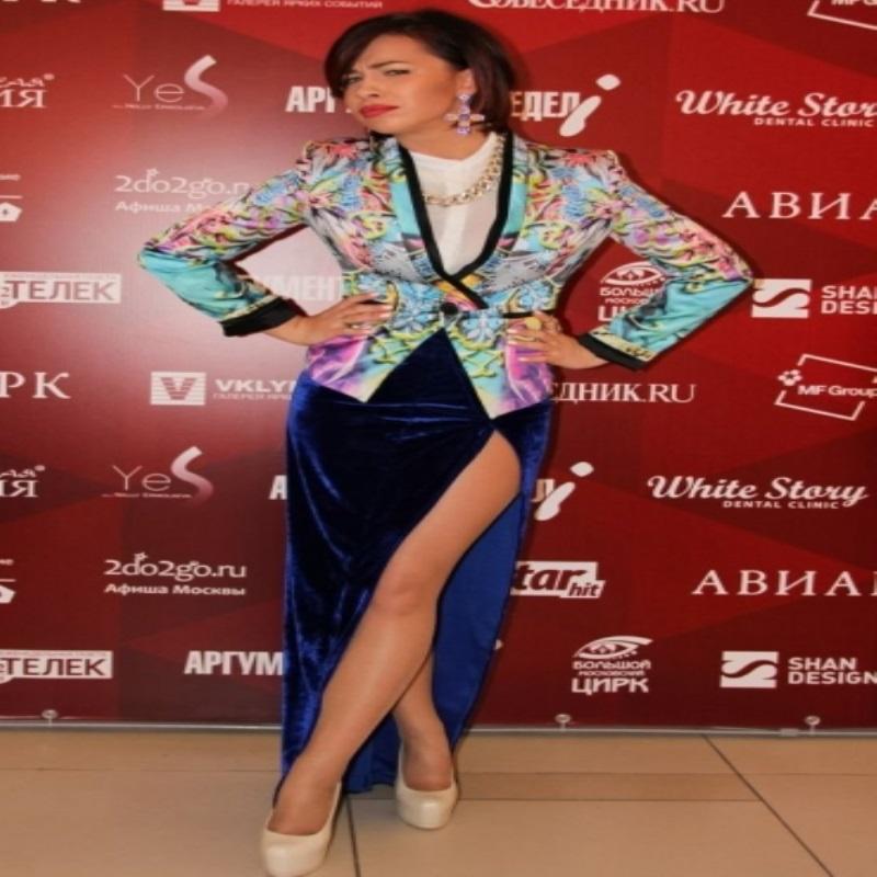 Российские красотки шоу-бизнеса пришли поддержать Игоря Ким