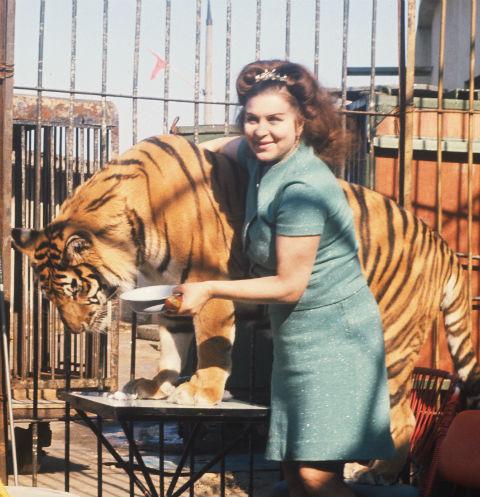 Маргарита Назарова: путь от пленницы-служанки до королевы арены