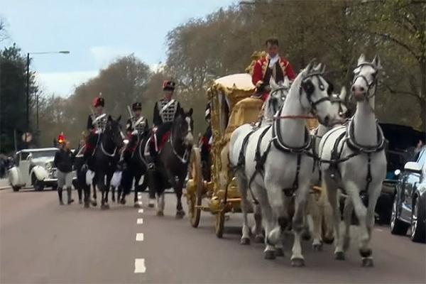 Свадьба века: Лондон, Кайли Миноуг, карета, Гуцериевы...