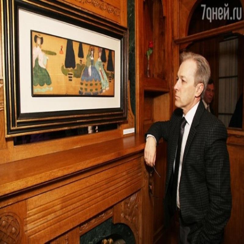 Фекла Толстая увидела редкую картину