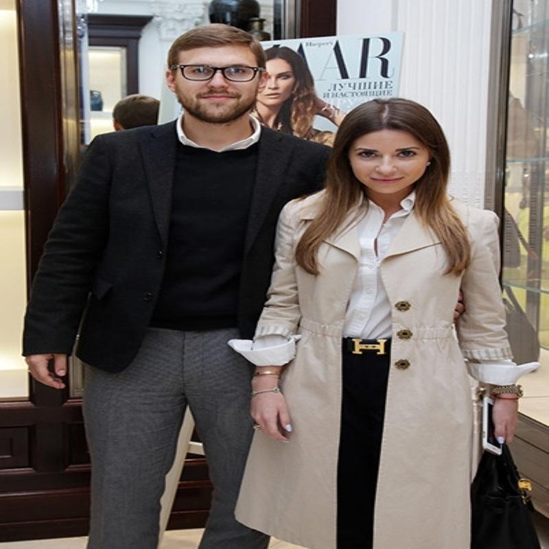 Валентин Юдашкин впервые стал дедушкой
