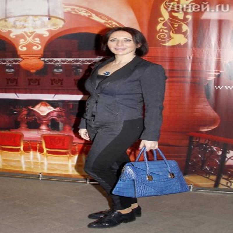 Заворотнюк и Смехова поздравили оперную звезду Марию Гулегину