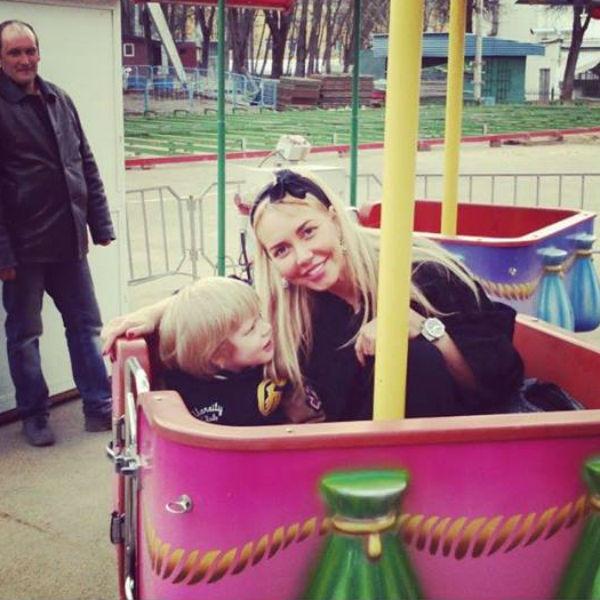 Маше Малиновской поступают угрозы от бывшего мужа