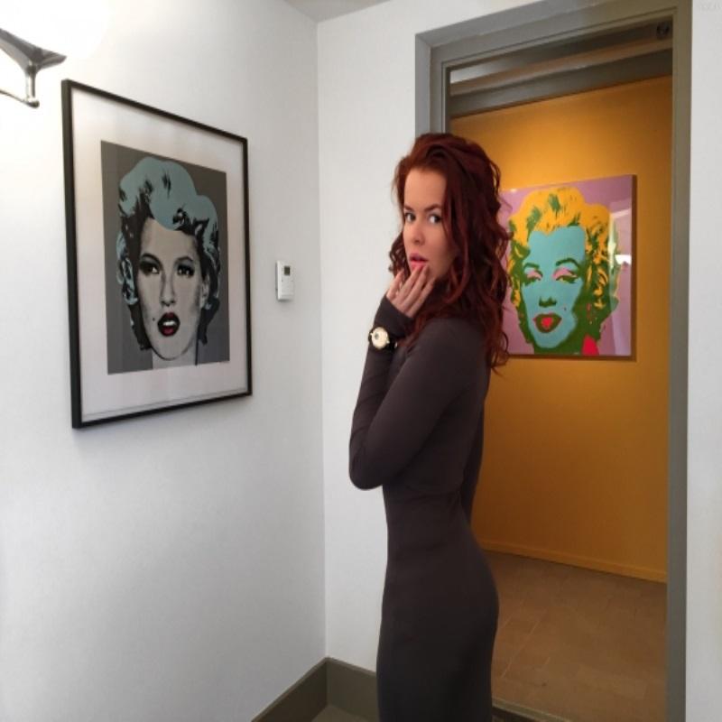 Певица Елена Князева отметила юбилей в музее